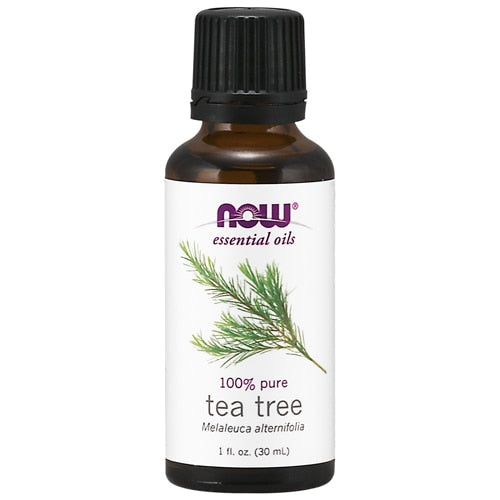 NOW Foods Essential Oils Tea Tree - 1 fl oz