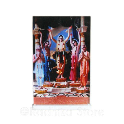 Panchatatva Acrylic Picture- Choose Size