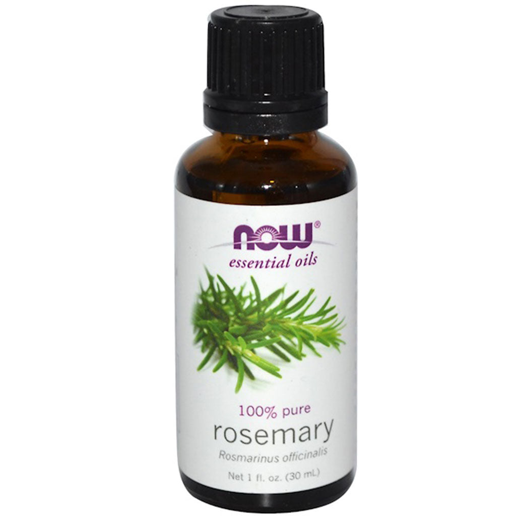 NOW Foods Essential Oils Rosemary - 1 fl oz