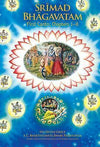 Srimad Bhagavatam -  First Canto: Chapters 1-8 - Hard Cover