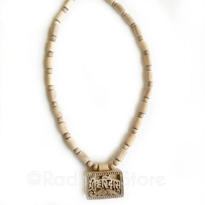 Extra Large Shree Hari Das Pendant-Tilsi Necklace - Best Quality