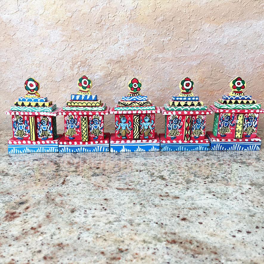 Tiny Lord Jagannath Temple