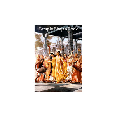 Temple Bhajan Book