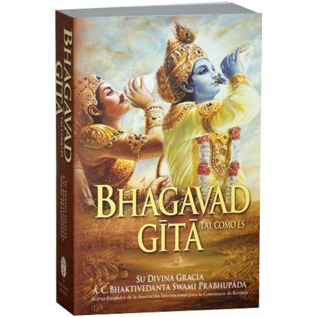Bhagavad Gita As It Is - Spanish (Tal Comoes)-Softcover