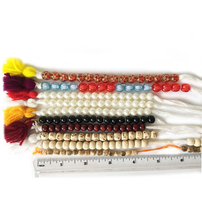 Large Fancy Japa Counting Beads
