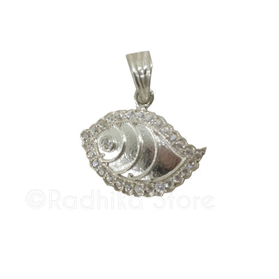Silver ConchPendant