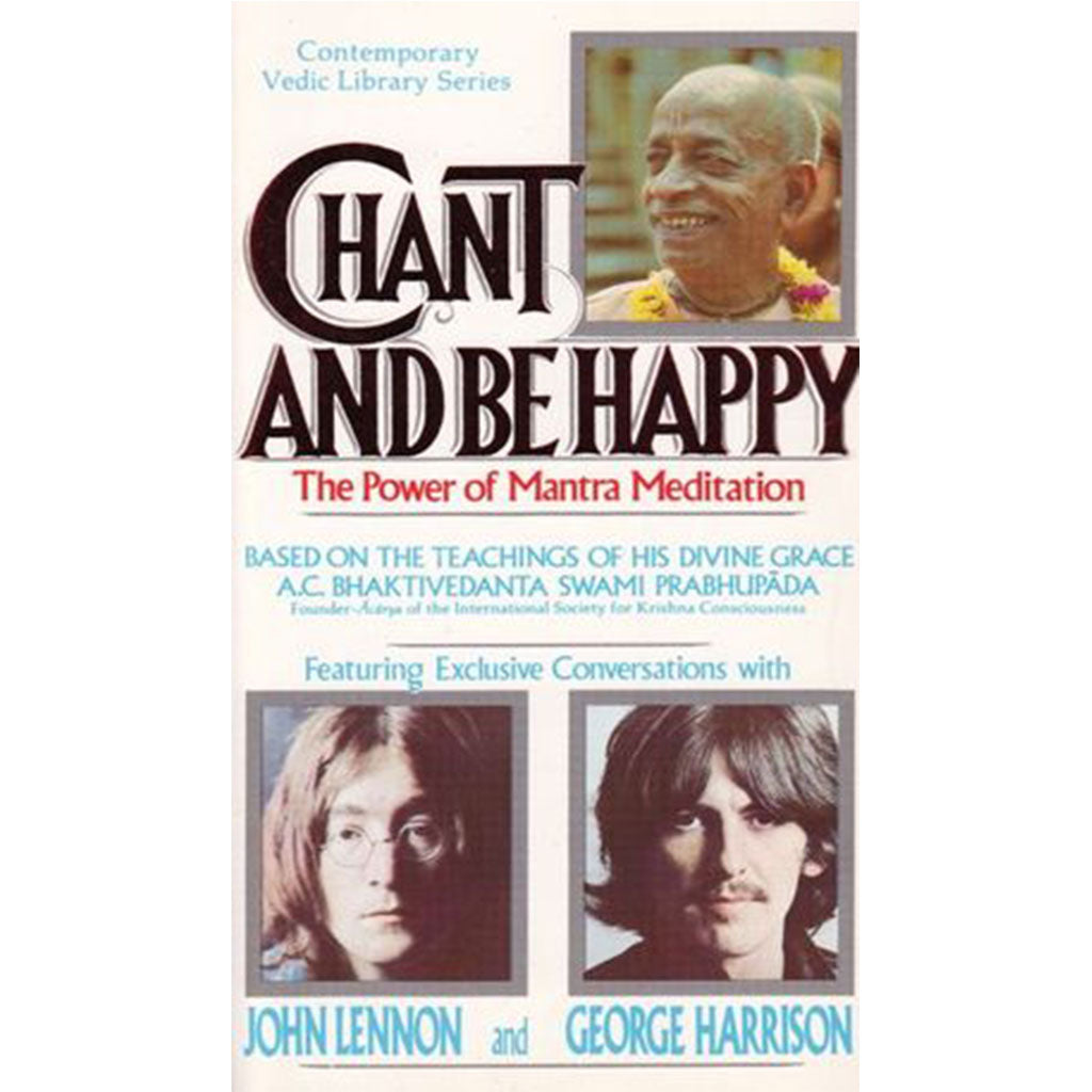 Chant and Be Happy- Softcover