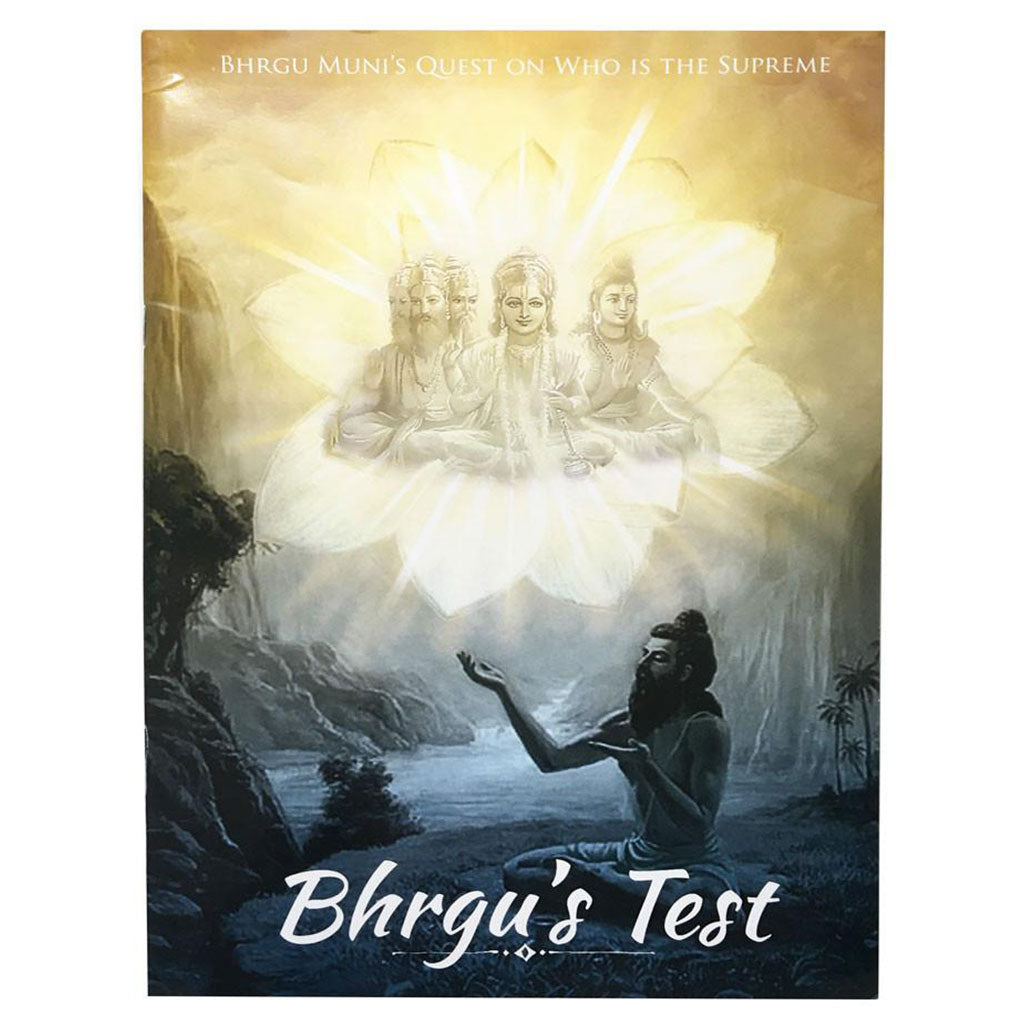 Bhrgu's Test - Children's Story Book