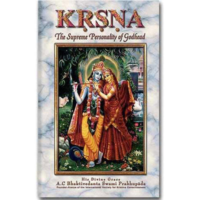 Krsna, the Supreme Personality of Godhead
