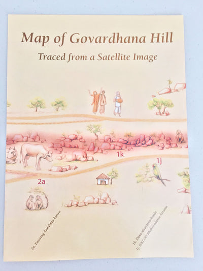 Govardhana Book - The Hill that Fulfills all Desires