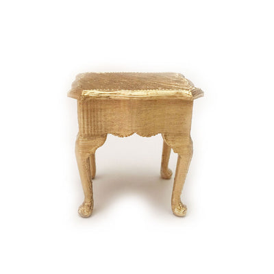 Golden Side Table