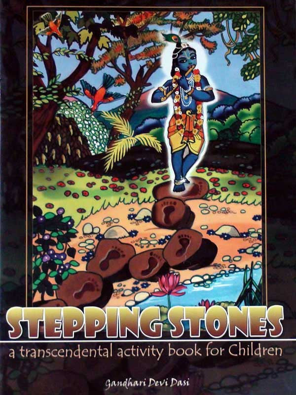 Stepping Stones (A Transcendental Activity Book for Children)