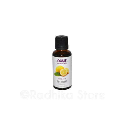 Lemon Essential Oil - 1 fl oz- NOW Foods