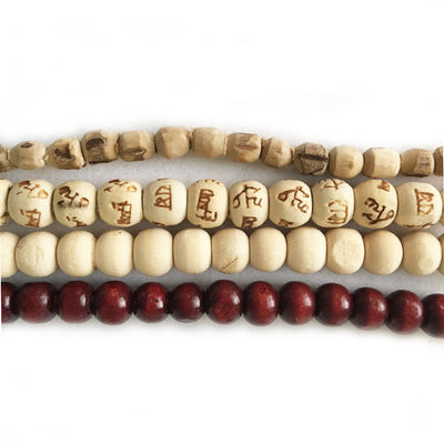 Rosewood Japa Counting Beads