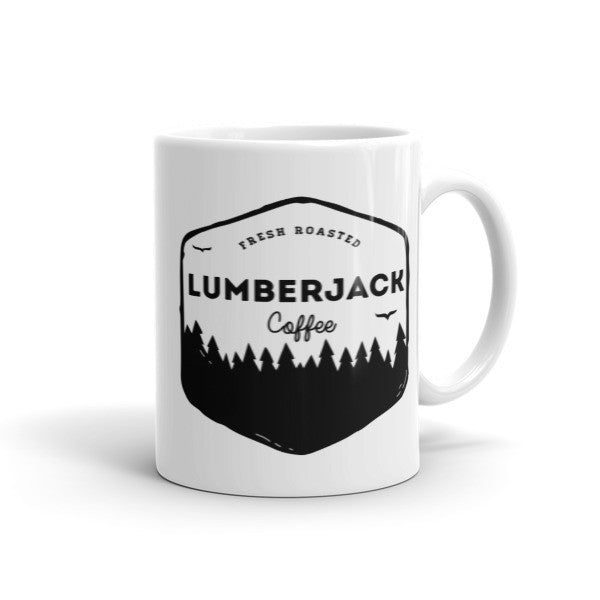 Lumberjack Coffee Mug - Lumberjack Coffee