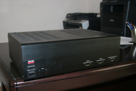 ADCOM Dual High Power Amplifier