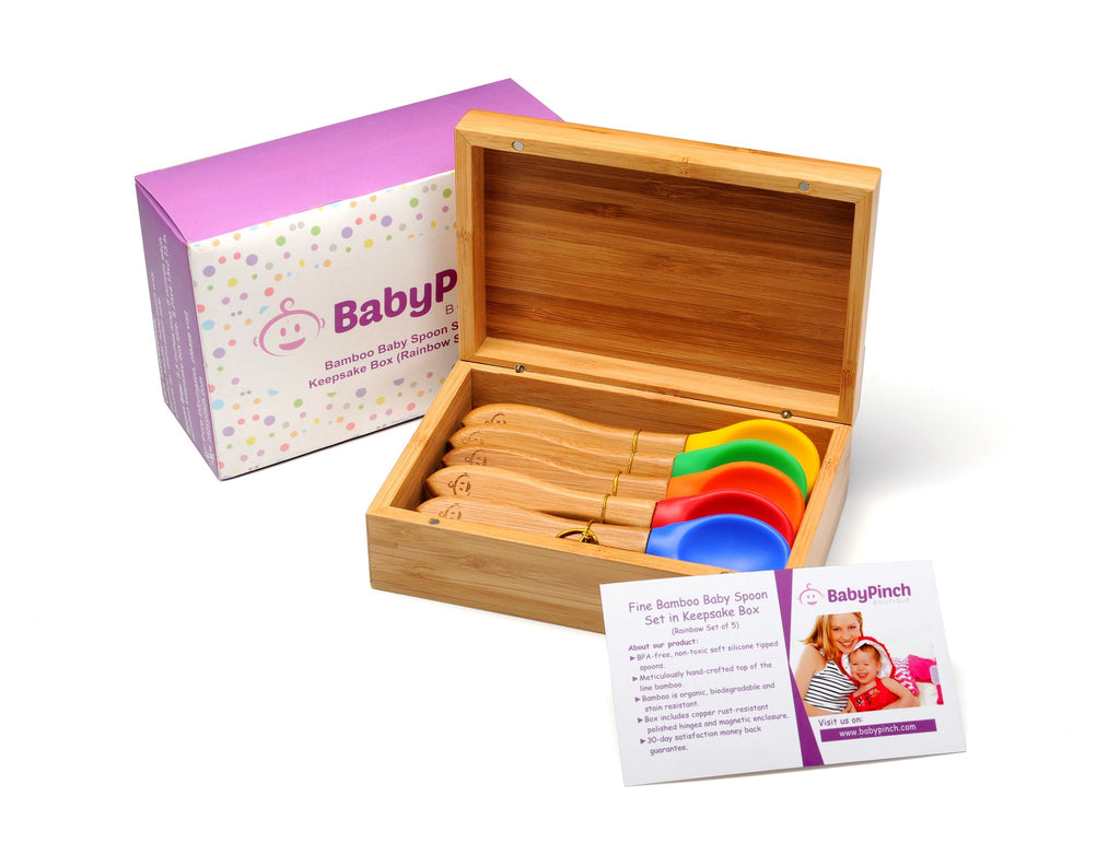 organic bamboo baby shower gift set baby pinch boutique