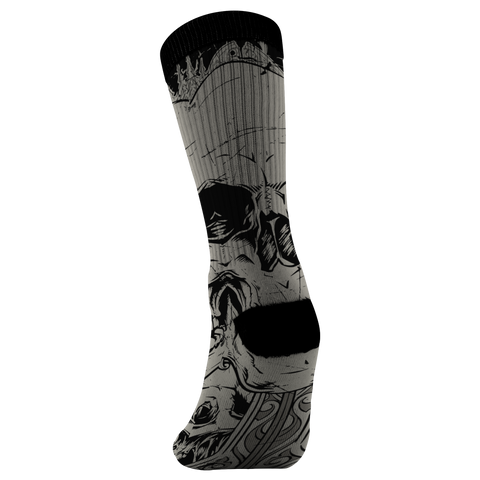 Awesome Skull Socks