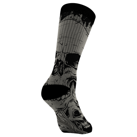 Image of Awesome Skull Socks