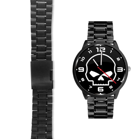 High Quality Skull Watch