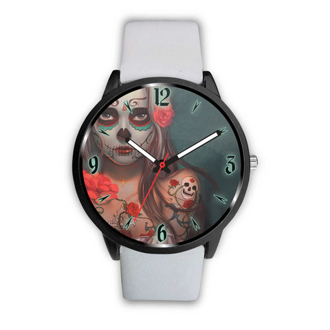 Image of Hand Made Calavera Watches