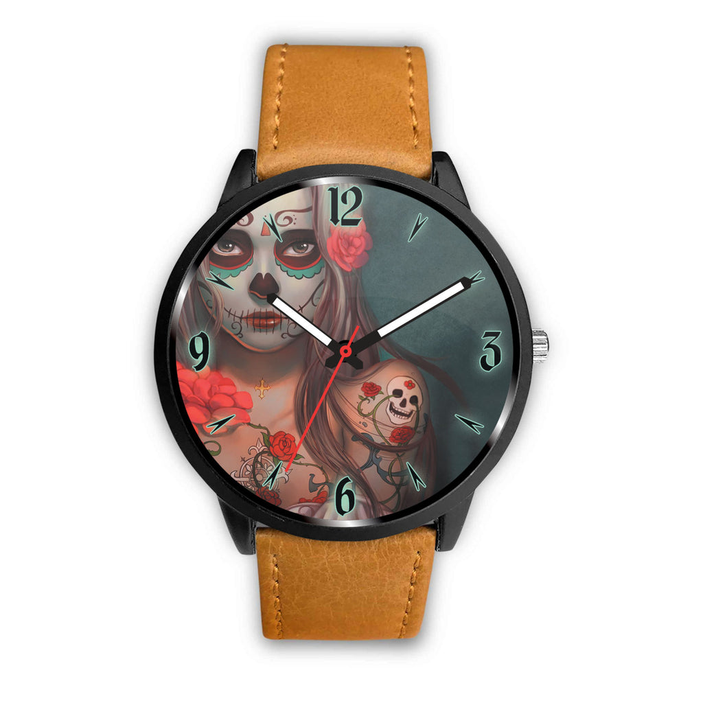 Hand Made Calavera Watches