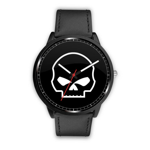 Limited Edition Skull Watch