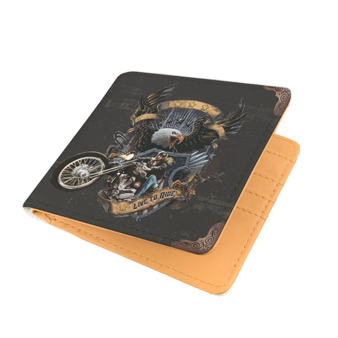 Image of Men's Live To Ride Wallet