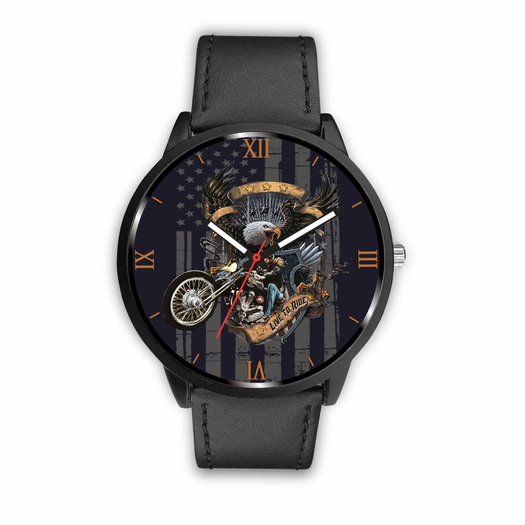 Limited Edition Live To Ride Watch