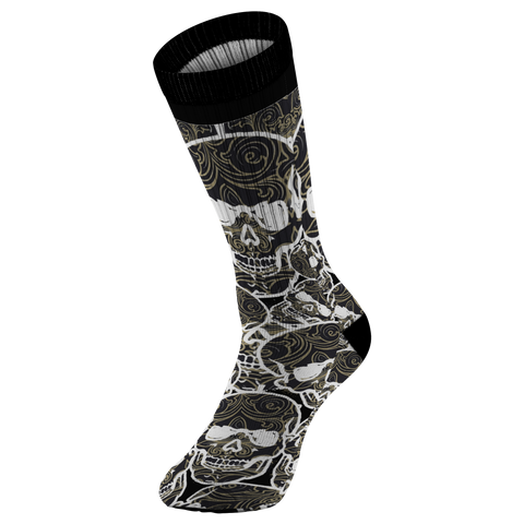 Image of Cool Skulls Socks