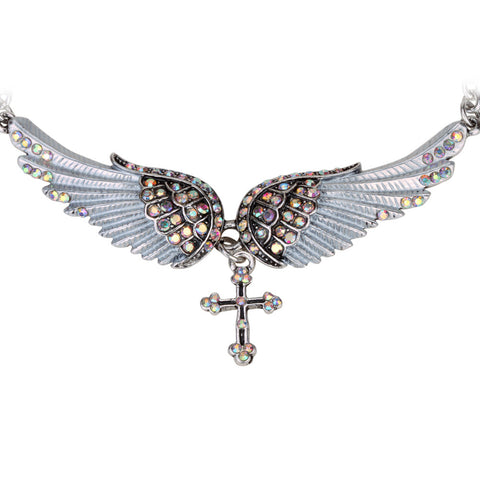 Image of Angel Wings Necklace
