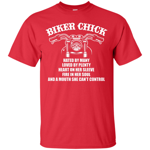 Image of Biker Chick T-Shirt