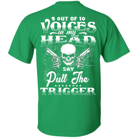 Voices In My Head T-Shirt