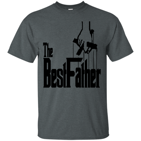 Image of The Best Father T-Shirt