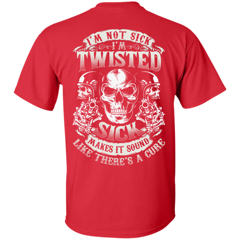 Image of I'm Twisted T-Shirt