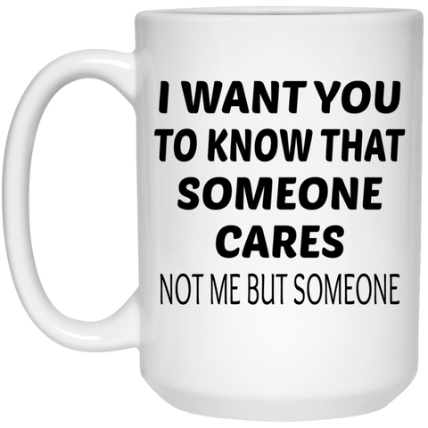 Image of Someone Cares Mug