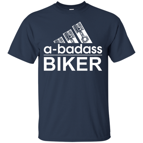 Image of Badass Biker T-Shirt