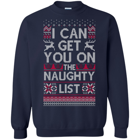 Naughty List Ugly Sweater