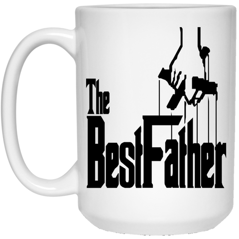Image of The Best Father Mug