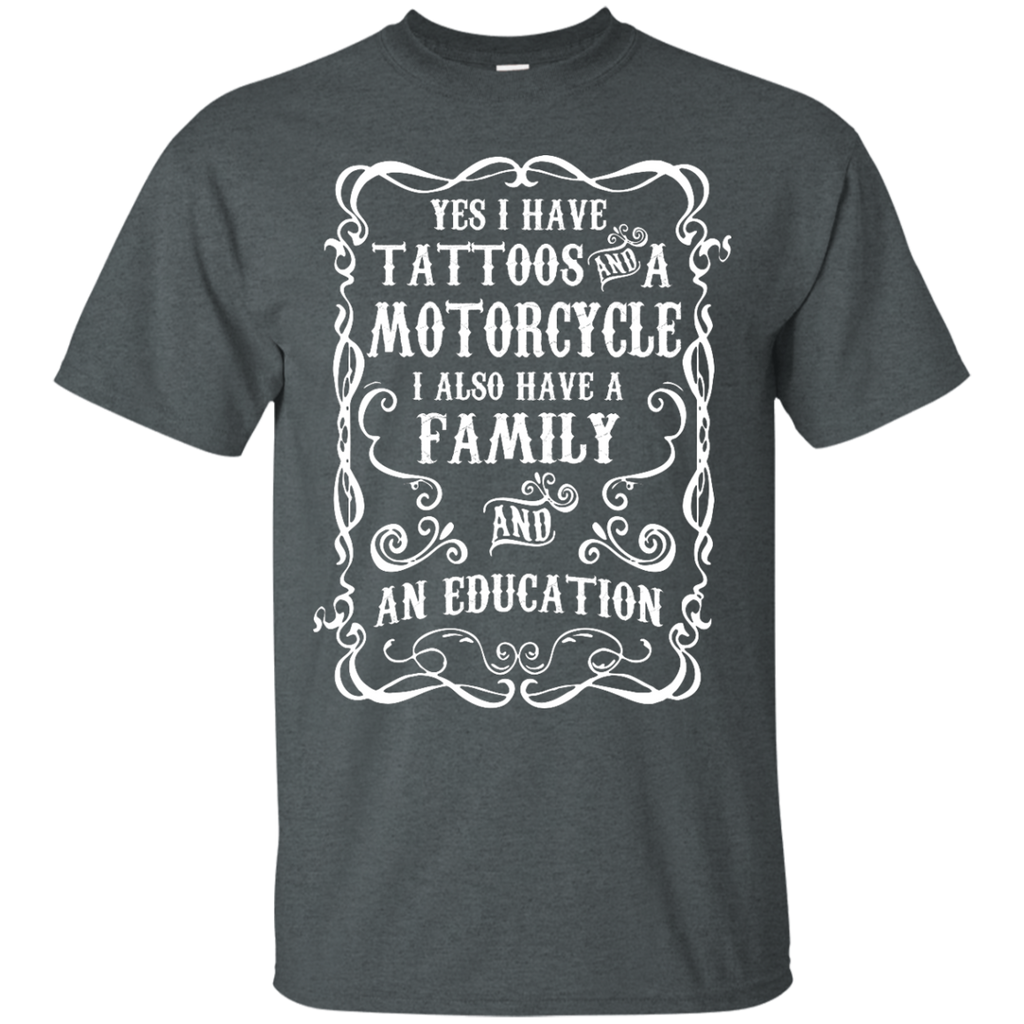 I Have A Family T-Shirt
