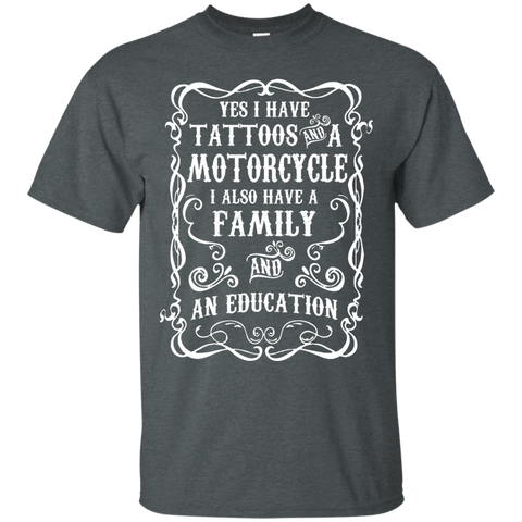 Image of I Have A Family T-Shirt
