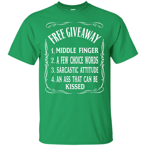 Image of Free Giveaway T-Shirt