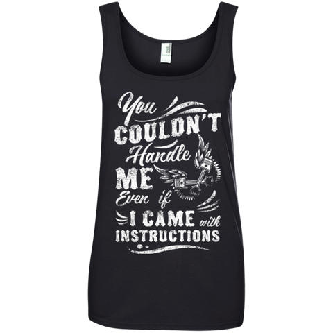 Ladies' Can't Handle Me Tank Top