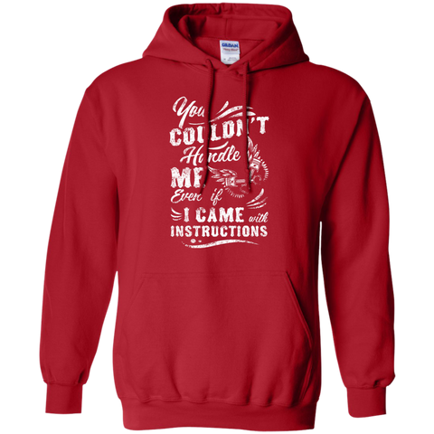 Image of Can't Handle Me Hoodie