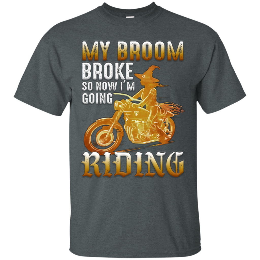 My Broom Broke T-Shirt