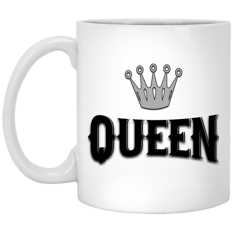 Image of King and Queen Mugs