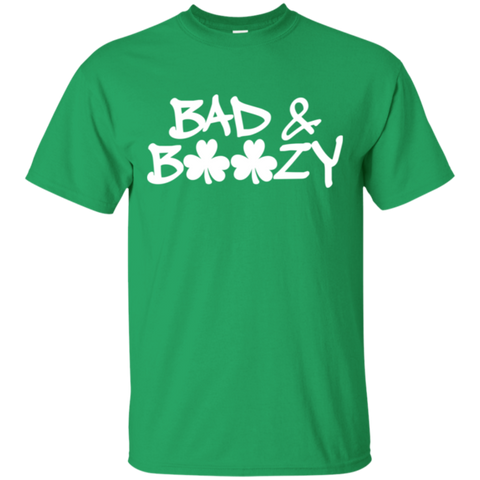 Bad and Boozy Shirt