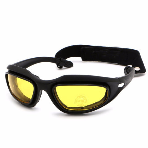 4 in 1 Polarized Protective Glasses