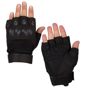 Top grade Rugged Fingerless Driving Gloves