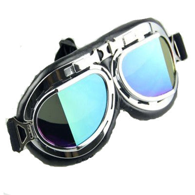 Steampunk Riding Goggles